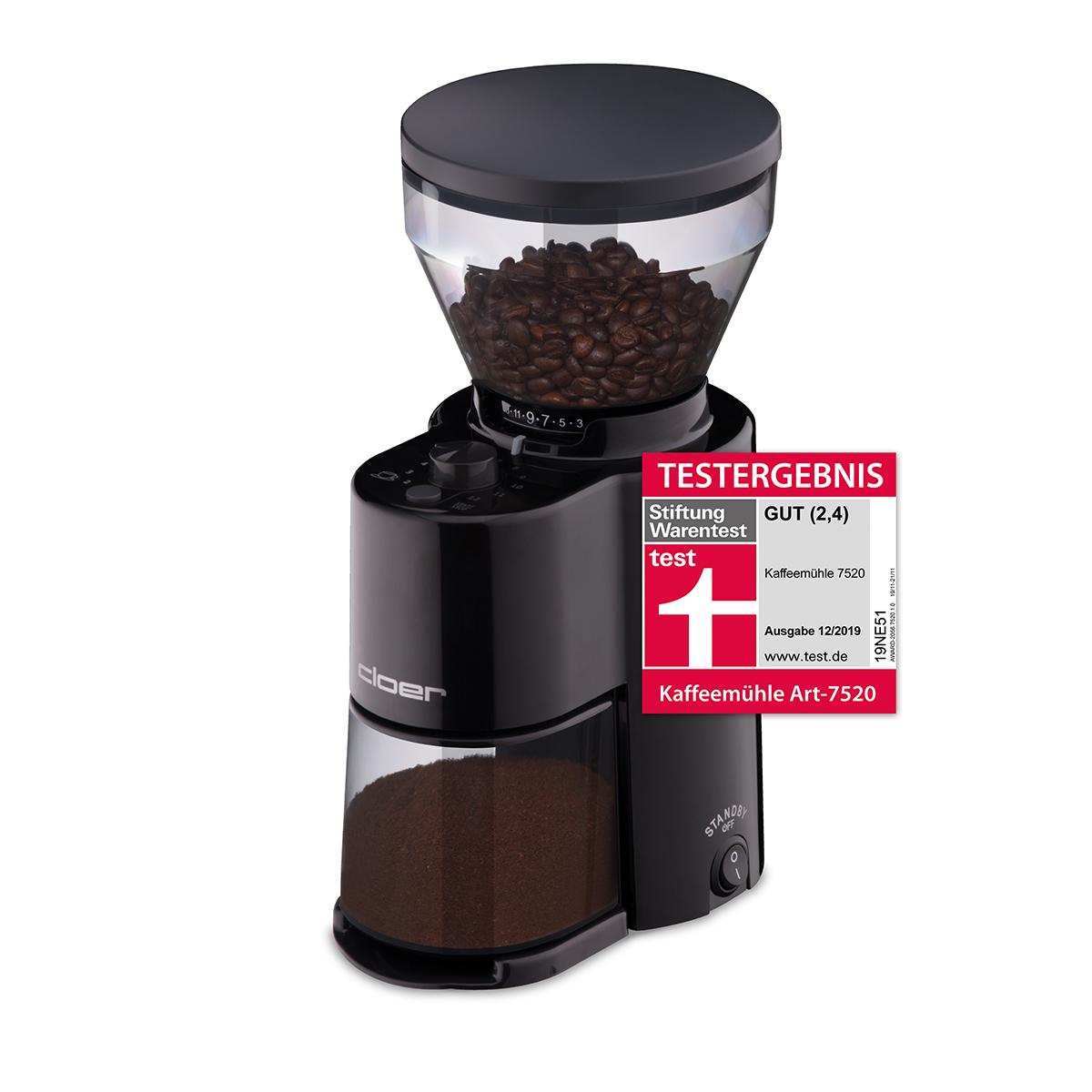 Cloer Kaffeemühle 7520