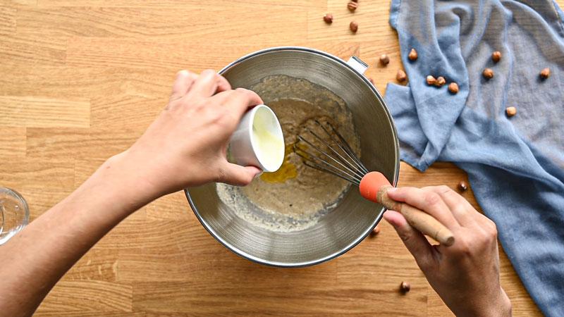 Cloer Kaffeemühle 7589 Basilikum Pestorezept Parmesan